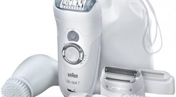 Braun Silk-épil 7 7-569 – Wet & Dry Cordless Epilator Review